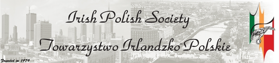 Image result for Irish and Polish Society