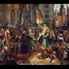 Celebrate Poland's National Holiday, 3rd May Constitution Day