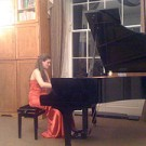 A concert performed by  Tamara Niekludow – piano                                                Isabelle Rafter  –  cello                                                Jack Brennan   –  flute