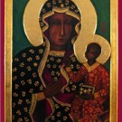 VISIT OF THE TRAVELLING BLACK MADONNA TO IRELAND