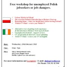 FINDING YOUR PLACE IN THE LABOUR MARKET. POLAND OR IRELAND?