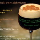 Early St. Patrick's Day Clebration with traditional Irish music performed by The Comhaltas Ceóloirí Monkstown