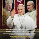 Canonisation of Blessed John XXIII and Blessed John Paul II