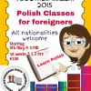 BASIC POLISH COURSE FOR FOREIGNERS is back at TOGETHER- RAZEM!