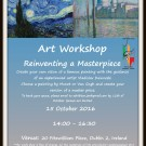 Art workshop – Reinventing a masterpiece