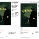 """KOSTKA"" IRISH TRANSLATION OF A GRAPHIC NOVEL BY PRZEMEK WYSOGLAD SJ."