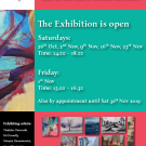 The Irish Polish Society Art Exhibition 2019. Celebrating 40 years of the IPS