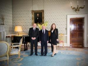 Polish Ambassador H.E. Mr. Marcin Nawrot
