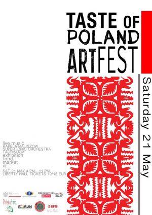 Taste of Poland poster