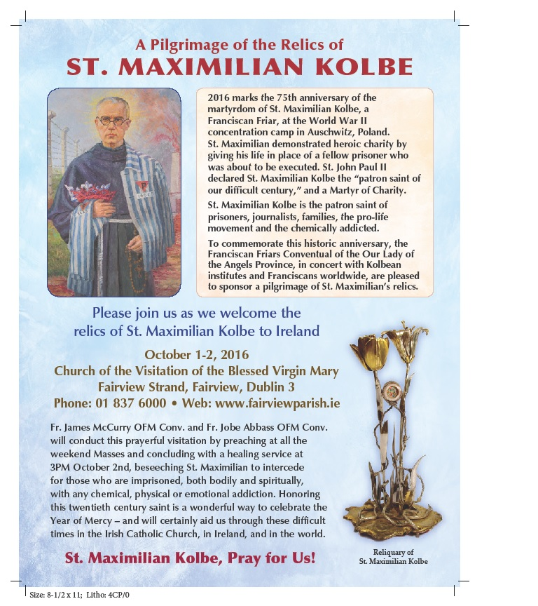 Maximilian Kolbe's story shows us why sainthood is still meaningful